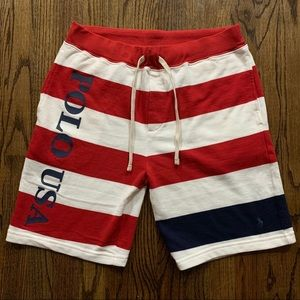 Polo Ralph Lauren USA Flag Shorts